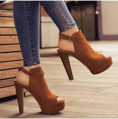 high heels – High Heels Daily Heels, stilettos and women's Shoes Dream Shoes, Crazy Shoes, Me Too Shoes, Stilettos, Pumps Heels, Stiletto Heels, Suede Heels, Tan Heels, Strappy Shoes