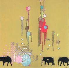 bubblegum by jennifer davis : the beholder - a marketplace for artists