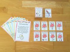 Organisation in der Grundschule: Rollenkarten für die Gruppenarbeit