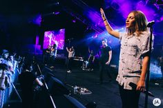 Hillsong Young & Free performing at Youth Alive SA State Rally, 21st of September 2013. Photo by JA.