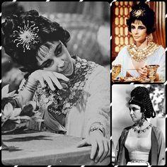 Elizabeth Taylor Cleopatra, Mona Lisa