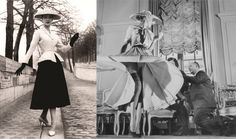 The New Look - Christian Dior 2014 Trends, Find Picture, Vintage Fashion, Vintage Style, Christian Dior, New Look, About Me Blog, Fall, Skirts