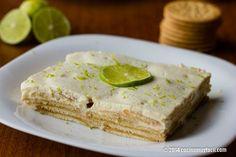 Postre de limón | cocinamuyfacil.com