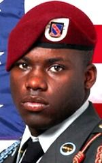 Army PFC Marcus A. Tynes, 19, of Moreno Valley, California. Died November 22, 2009, serving during Operation Enduring Freedom. Assigned to 2nd Battalion, 508th Parachute Infantry Regiment, 4th Brigade Combat Team, 82nd Airborne Division, Fort Benning, Georgia. Died of injuries sustained when an improvised explosive device detonated near his vehicle during combat convoy operations in Zabul, Zabul Province, Afghanistan.