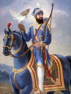Guru Hargobind, Guru Tegh Bahadur, Guru Nanak Wallpaper, Shri Guru Granth Sahib, Guru Pics, Kalamkari Painting, Punjabi Culture, Guru Gobind Singh, Religious Pictures