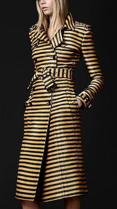 If this didn't make you look like a life-sized yellowjacket (see what I did there?), it would be perfect for a Steeler girl.