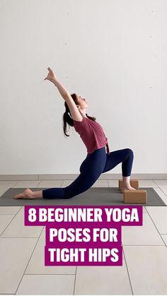 Yoga Positionen, Yoga Moves, Yin Yoga, Yoga Flow, Yoga Videos, Workout Videos, Workouts, Asana, Yoga Poses For Beginners