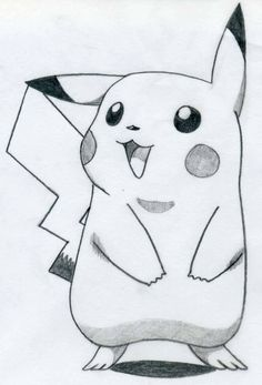 Easy pencil drawings easy drawing ideas step by step Easy Pencil Drawings, Cool Art Drawings, Disney Drawings, Animal Drawings, Drawing Sketches, Drawing Ideas, Drawing Tips, Easy Cartoon Drawings, Easy Sketches To Draw