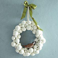 Christmas Wreaths & Garland | west elm