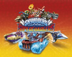 Skylanders Superchargers - femte gången gillt med fordon. Vår recension: http://www.senses.se/skylanders-superchargers-recension/ #ps4 #toystolife #skylanders