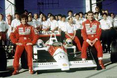 SENNA Senna and Prost - F1 Legends
