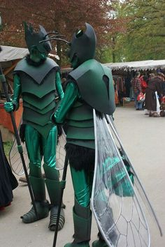 Insect costumes