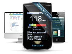 Cellular-enabled Blood Glucose Meter (Telcare BGM)