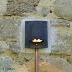 Let our Davey Mast Light guide you home. #DaveyLighting #OriginalBTC #outdoorlighting #mastlight