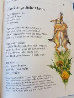Zwei ängstliche Hasen  #fingerspiel #krippe #kita #kindergarten  #kind #reim #gedicht #erzieherin #erzieher