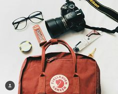 Fjallraven Kanken by @anna27scrapbook