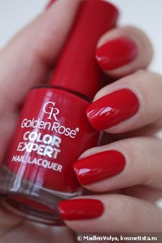 Golden Rose Color Expert Nail Lacquer №23 — Отзывы о косметике — Косметиста