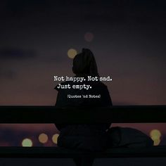 Feeling empty here. Feeling Empty Quotes, Mood Quotes, Attitude Quotes, Positive Quotes, Life Quotes, Empty Words Quotes, Happy Quotes, Hurt Quotes, Quotes And Notes