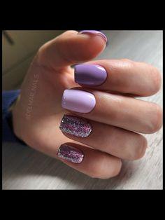Cute Acrylic Nails, Acrylic Nail Designs, Cute Nails, Stylish Nails, Trendy Nails, Purple Chrome Nails, Nail Dipping Powder Colors, May Nails, Nail Candy