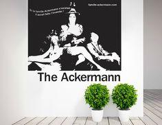 MANICHÉÈNNE..... LA FAMILLE ACKERMANN !!!