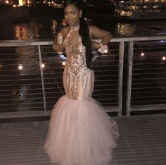Dresses For Teens Black Girl Prom Dresses, Senior Prom Dresses, Pretty Prom Dresses, Prom Outfits, Mermaid Prom Dresses, Dresses For Teens, Prom Tux, Prom Couples, Snapchat