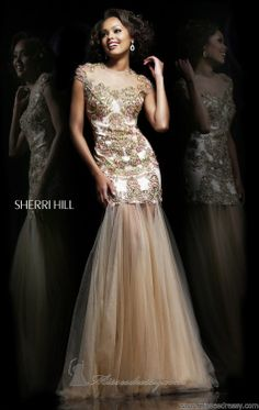 Sherri Hill 9810 by Sherri Hill