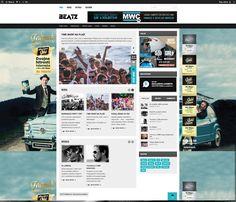 #website www.beatz.si