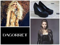 Pieles, chaquetas y carteras con todo el estilo Dagorret. Maravilloso !!