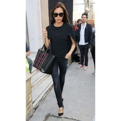 R13 black skinny jeans Loved by Victoria bekham! Washed twice :) R13 Jeans Skinny