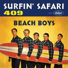 "The Beach Boys are an American rock band, formed in 1961 in Hawthorne, California. The band's early music gained popularity across the United States for its close vocal harmonies and lyrics reflecting a Southern California youth culture of surfing, cars, and romance.  In 1986 Beach Boys recorded the cover version of ""Mamas & Papas"" hit ""California dreaming"". The lyrics of the song express the narrator's longing for the warmth of California during a cold winter."