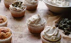 Gf Recipes, Cupcake Recipes, Cupcake Cakes, Free Recipes, Cake Stall, Banana And Egg, Buttery Biscuits, Little Cakes, Food Porn