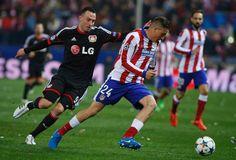Blog Esportivo do Suíço:  Liga dos Campeões - Oitavas de final: Atlético de Madri supera Leverkusen nos pênaltis