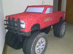 Monster Truck Pinata Large Size by PinataVille on Etsy, $165.00