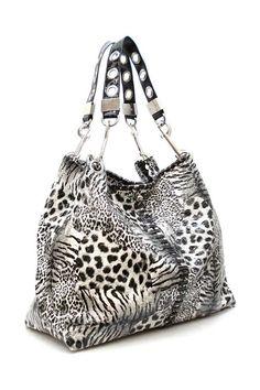 white tiger satchel