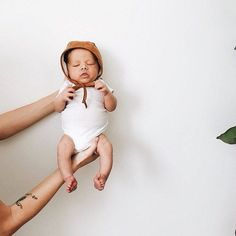 The sweetest little Briar baby from our Instagram page. Click to shop our collection of bonnets!