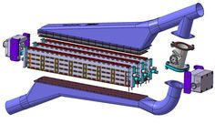 TEG = Thermo Electric generator for hybrid cars, to recover electricity from heat