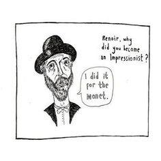 Art Puns Art Jokes History Jokes