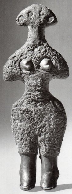 "Hittite , ""Woman"" Alacahöyük, 2200 BC (Erdinç Bakla archive)"
