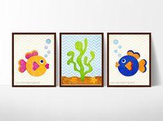 gender neutral nursery, ocean theme baby shower decor, twin nursery decor ideas, ocean nursery art, gender reveal party, kids bathroom art