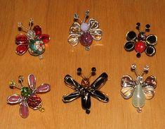 Beaded bugs by craftapalooza, via Flickr