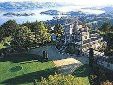 Larnarch Castle, Otago, New Zealand