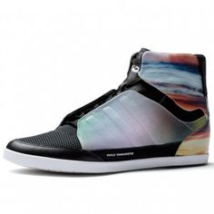 Meaningless Excitement footwear  by Y-3 and Peter Saville - fantastic men's sneaker Men's Fashion