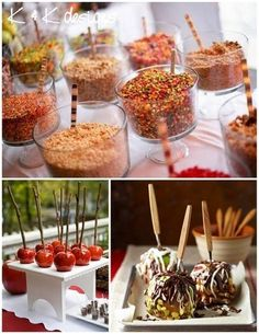 14 Party Buffets And Food Bars | lovelyish