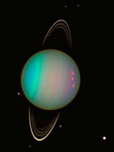The Greatest Mysteries of Uranus