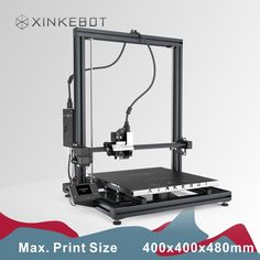 1899.00$  Watch here - http://alig9t.worldwells.pw/go.php?t=32656971683 - Hot Sale 3D Printer with Large Build Envelope 400x400x480mm 1899.00$