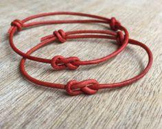 Einfaches Armband paar Armbänder seine und ihre von Fanfarria