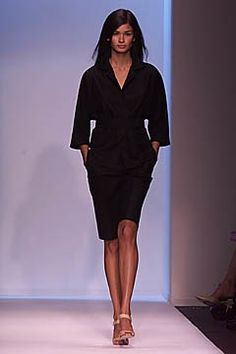 Narciso Rodriguez Spring 2001 Ready-to-Wear Collection Photos - Vogue