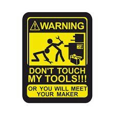 """Résultat de recherche d'images pour """"panneau don't touch"""""""