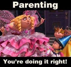Epic parenting