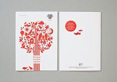 Resultado de imagen de annual report design